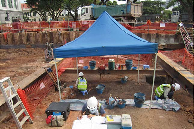 Archaeology of Downtown Singapore | Specialist Talk with Archaelogist Lim Chen Sian
