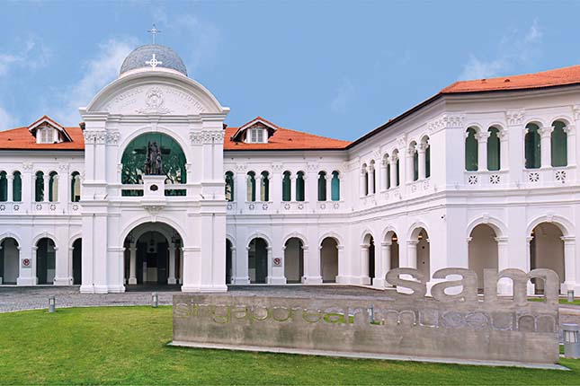 A History of the Singapore Arts Precinct and its Art Museum at the Former St. Joseph's Institution | Specialist Talk with Dr Imran Tajudeen